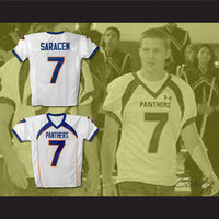 Friday Night Lights Matt Saracen 7 Football Jersey New Stitch Sewn Any Player