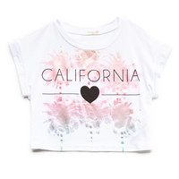 California Love Graphic Tee (Kids)