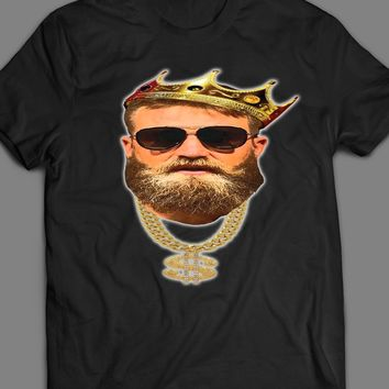"TAMPA BAY BUC'S RYAN FITZPATRICK ""NOTORIOUS"" PARODY T-SHIRT"