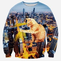 City Kitty Sweatshirt
