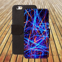 iphone 5 5s case colorful light iphone 4/4s iPhone 6 6 Plus iphone 5C Wallet Case,iPhone 5 Case,Cover,Cases colorful pattern L410