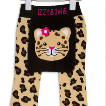 Jungle Cat Baby Legging