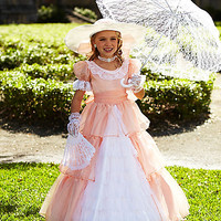 peachy southern belle GIRLS costume
