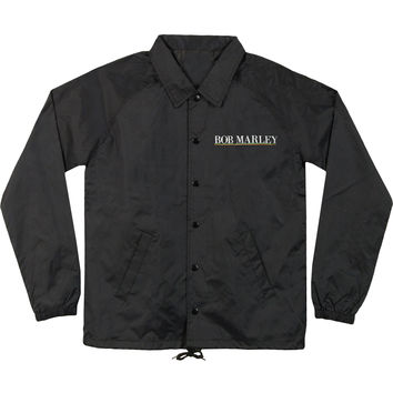 Bob Marley Men's  Jacket Black