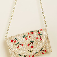 Collectif Cherry So Often Clutch