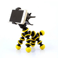 Free shipping lazy stents pony design mobile phone holder universal use holder 3.5-5.5 inch screen phone holder