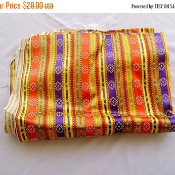 ON SALE Artificial silk(Flush) fabric-by masters of the rope way-woven fabric-3.5 meter