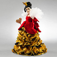 Queen of Hearts Disney Villains Designer Collection Doll | Disney Store