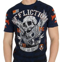 Affliction American Customs Wings Of Fury T-Shirt