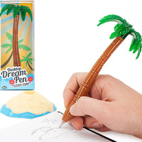 DESKTOP DREAM PALM TREE PEN