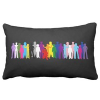 LGBT People design Pillow