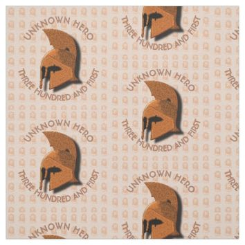 Unknown Spartan 301th Hero Greek Helmet Fabric