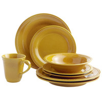Spice Route 16-piece Dinnerware Set