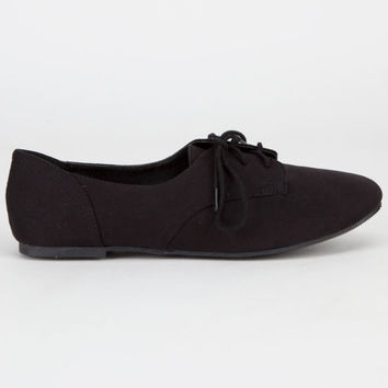 City Classified Desta Womens Shoes Black  In Sizes