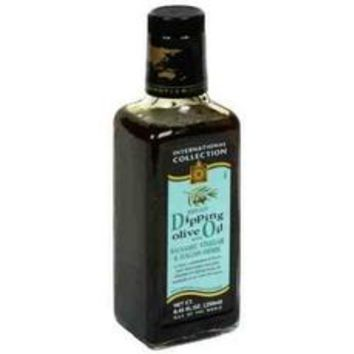 International Dipping Olive Oil With Balsamic Vinegar  (6x8.45Oz)