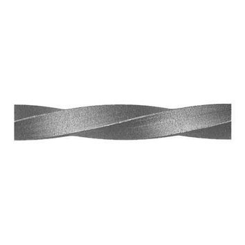 ONA Drapery 1/2 inch Wrought Iron Curtain Rod Twist (5 Feet (minimum))