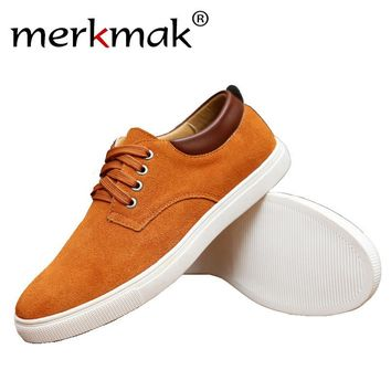 Men Shoes 2017 Fashion Casual Suede