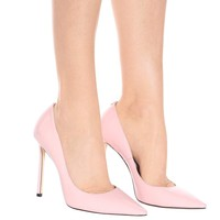 Romy 110 patent leather pumps