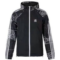 ADIDAS Tide brand sportswear casual hooded windproof jacket jacket