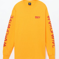 OBEY Midnight Poison Long Sleeve T-Shirt at PacSun.com