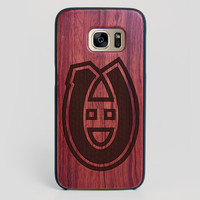 Montreal Canadiens Galaxy S7 Edge Case - All Wood Everything