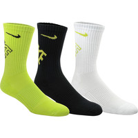NIKE Boys' Graphic Crew Socks - 3-Pack