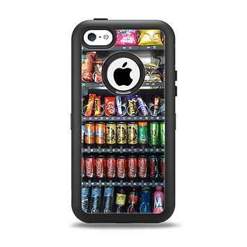 The Vending Machine Apple iPhone 5c Otterbox Defender Case Skin Set