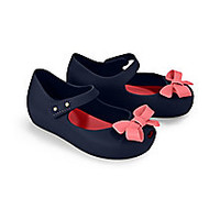 Mini Melissa - Infant's Ultragirl Bow Mary Jane Flats - Saks Fifth Avenue Mobile
