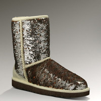 UGG® Classic Short Sparkles for Women | Sparkley Boots at UGGAustralia.com