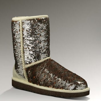 Women's Classic Short Sparkles by UGG Australia
