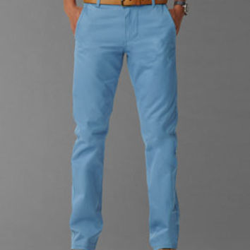 Dockers Alpha Khaki Pants - Light Blue - Men's - 28W X 32L