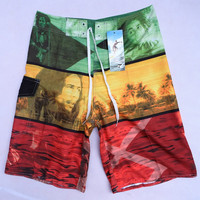 New 2016 brand  Bermuda de surf men shorts /Quick dry Men's surfing board shorts Casual beach sports boardshorts