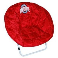 Ohio State University Logo Adult Sphere Chair