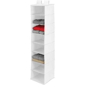 Honey Can Do 8-Shelf Polyester Hanging Organizer, Multicolor - Walmart.com