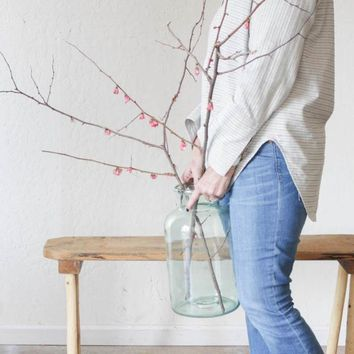 Blown Glass Pickling Jar