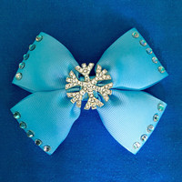 Frozen Hair Bow