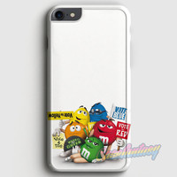 M&M'S Characters With Brown iPhone 7 Case | casefantasy