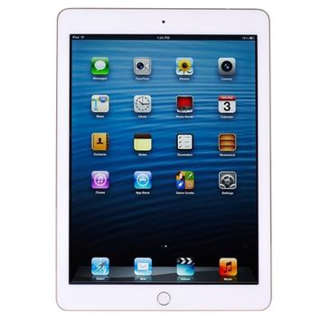 Apple iPad Air 2 with Wi-Fi + Cellular 16GB - White & Gold