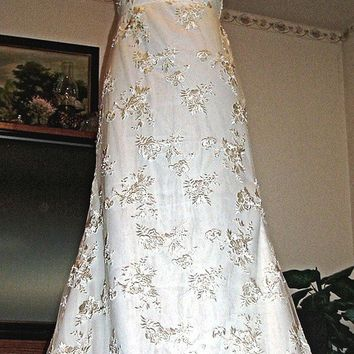 VANESSA Super elegant French Lace Wedding Dress by by SashCouture1