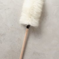 Lambswool Duster by Fuller Brush Company Neutral Motif One Size Office