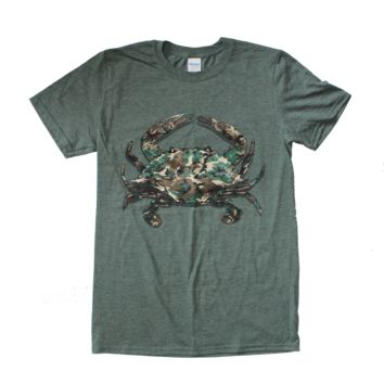 Military Army Crab / Shirt
