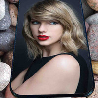 taylor swift photoshoot for iPhone 4/4s/5/5S/5C/6, Samsung S3/S4/S5 Unique Case *95*
