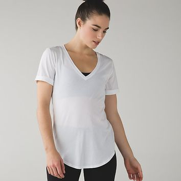 love tee ii | women's tops | lululemon athletica