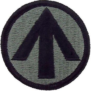 Surface Deployment Distribution Command (Military Traffic Command) ACU Patch