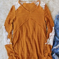 Lace Autumn Thermal