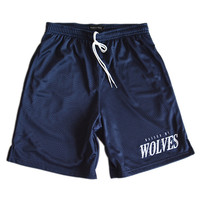 Full Tilt Basketball Shorts - Navy