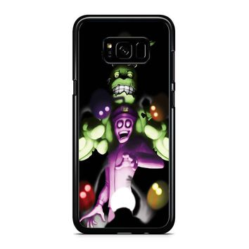 Five Nights At Freddy S 3 Samsung Galaxy S8 Plus Case