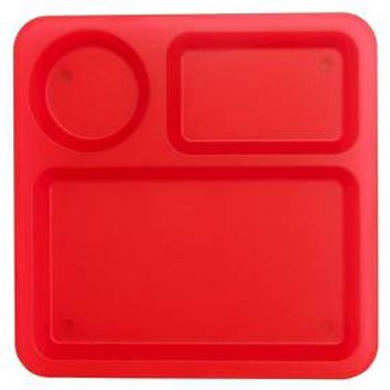 Circo™ Divided Tray - Red : Target