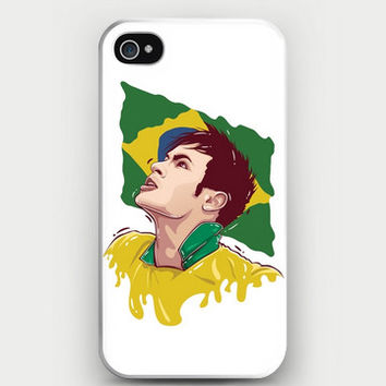 Neymar JR - Brazil - iPhone 4 / 4S Case