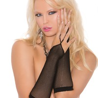 FISHNET GLOVES/ARM WARMERS